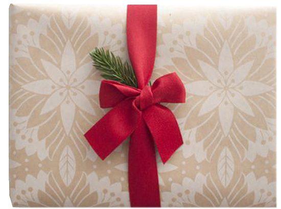 Luxah Free christmas gift wrap
