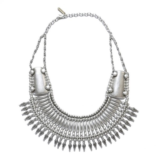 Lazurah Mischka Necklace boho luxe