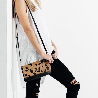 Status Anxiety Wild Cat Gwyneth Bag