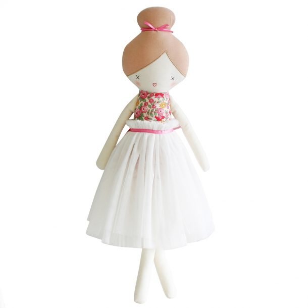 Ivory Amelie Doll