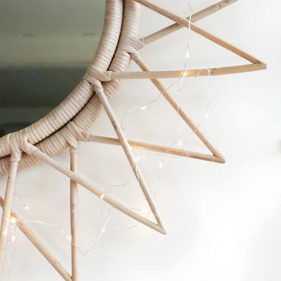 DOWN TO THE WOODS 10m Silver Metallic String Lights