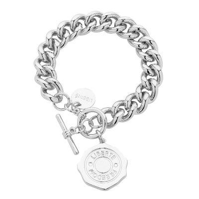 Silver Freedom Bracelet