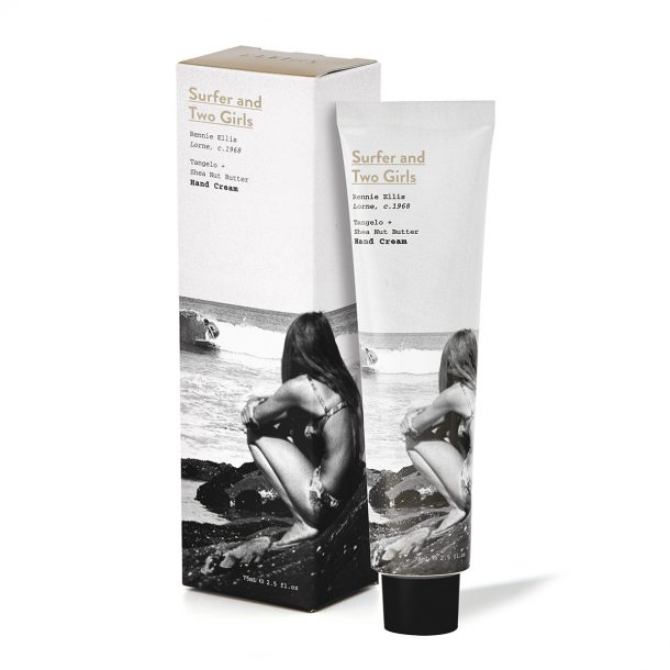 Surfer and Two Girls Hand Cream