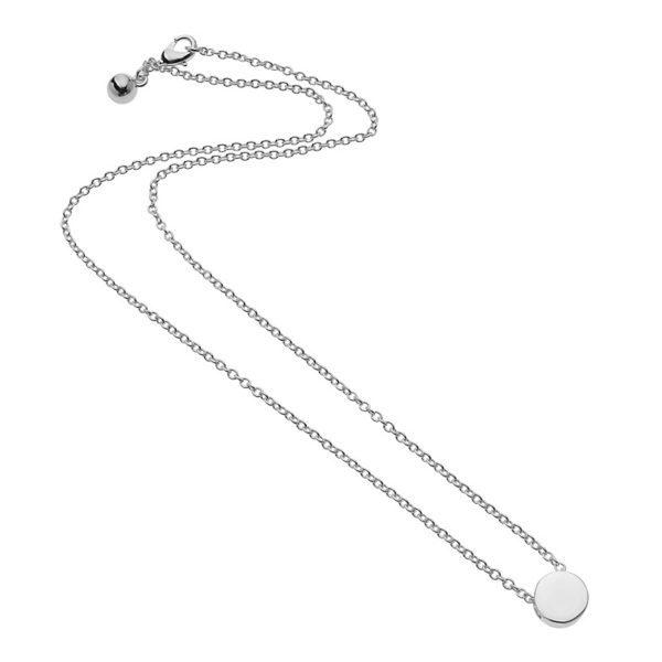 Silver Ella Necklace