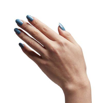 Typhoon Nail polish on nails