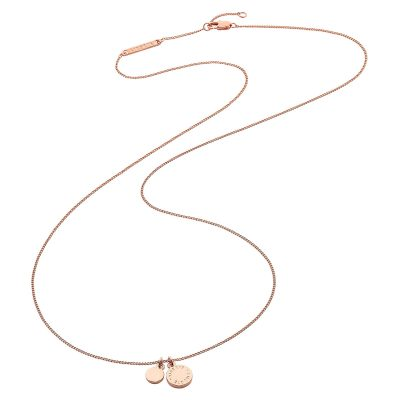 Rose Gold Alexi Necklace