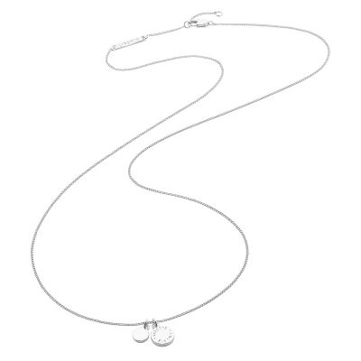 Silver Alexi Necklace