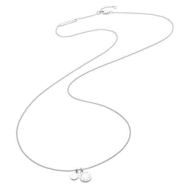 Silver simple Necklace
