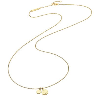 Gold Alexi Necklace