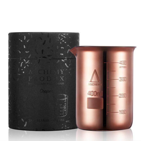 Alchemy Produx Copper Beaker Candle