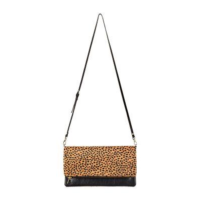 Status Anxiety Cheetah Gwyneth Bag