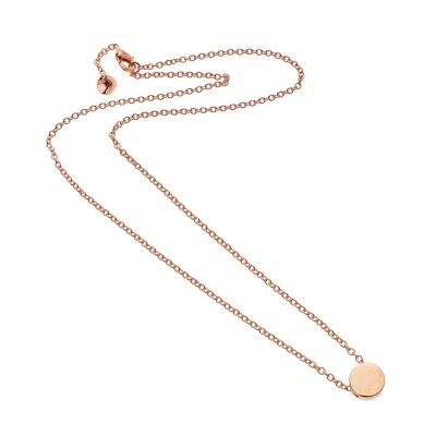 Rose Gold Ella Necklace