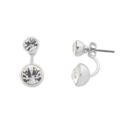 LIBERTE // Eloise Silver Earrings