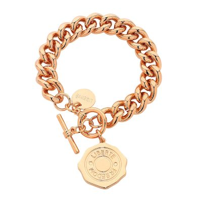 Rose Gold Freedom Bracelet