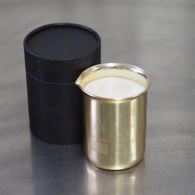 Alchemy Produx Gold Beaker Candle