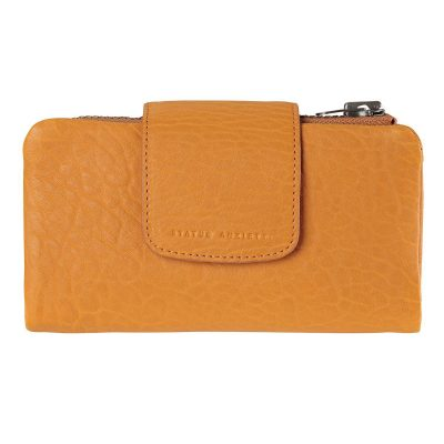 Status Anxiety Tan Fallen Wallet