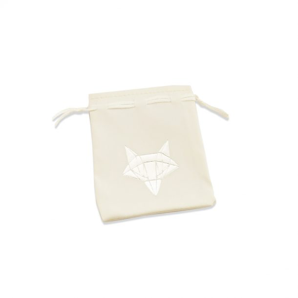 Lady Fox branded pouch