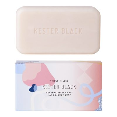 KESTER BLACK // Australian Sea Salt Hand and Body Soap