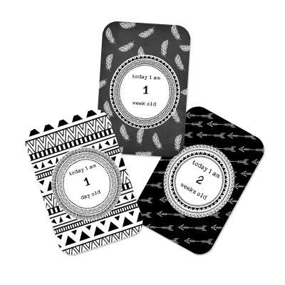FOREVER3 Mono Tribal Milestone Cards