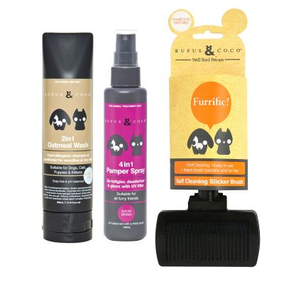 Pet Pamper Pack