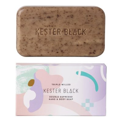 KESTER BLACK // Double Espresso Hand and Body Soap