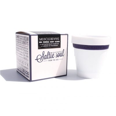 SALTIE SOUL // Muscle Revive Sea Scrub