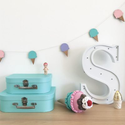 NEST // Ice Cream Garland