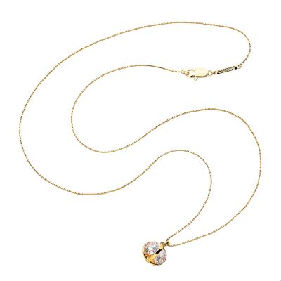 Coco Rose Gold Necklace