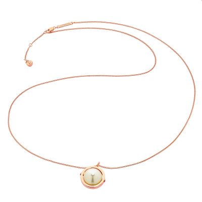 Isla Rose Gold Necklace