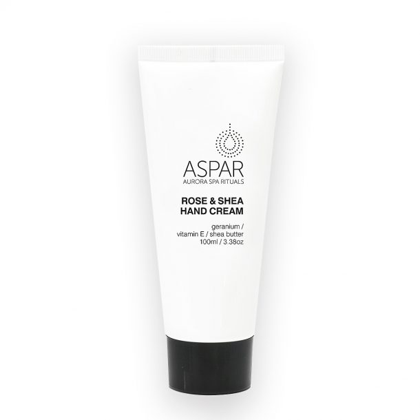 ASPAR Rose & Shea Hand Cream