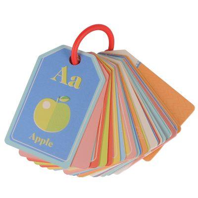 ABC 123 Flash Cards
