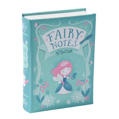 tigar tribe blue fairy notes set