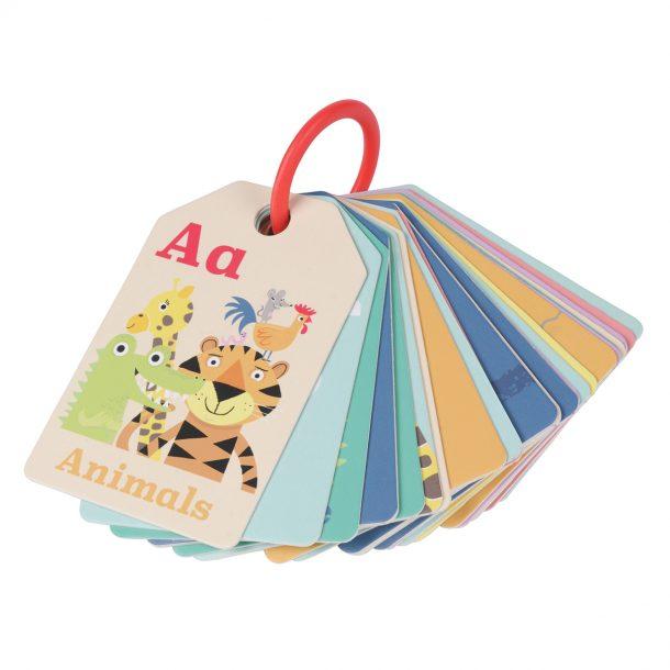 Animal ABC Flash Cards