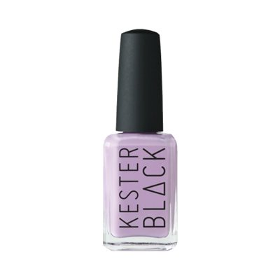 French Lavender Kester Black Nail Polish