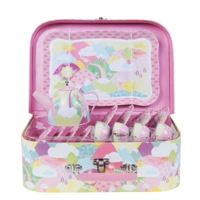 Rainbow Hills Vintage Tea Play Set