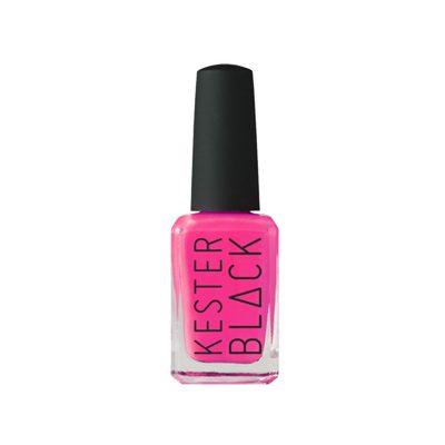 KESTER BLACK // Barbie Nail Polish