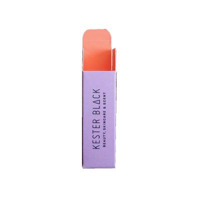 kester black purple and orange box