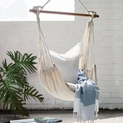 COLLECTIVE SOL // Natural Noosa Hammock Swing