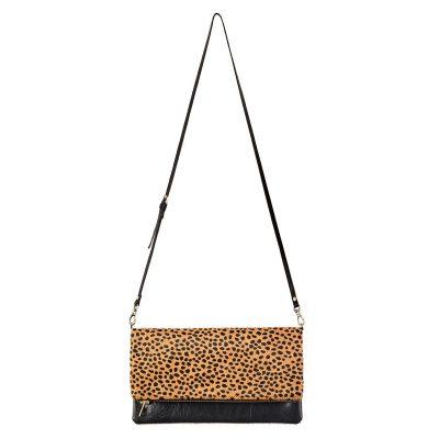 STATUS ANXIETY // Status Anxiety Cheetah Gwyneth Bag