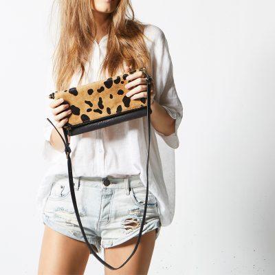 STATUS ANXIETY // Status Anxiety Wild Cat Gwyneth Bag