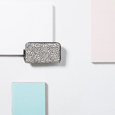 STATUS ANXIETY // Status Anxiety Snow Cheetah Delilah Wallet