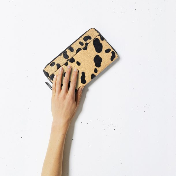 STATUS ANXIETY Status Anxiety Wild Cat Delilah Wallet