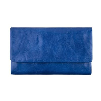 STATUS ANXIETY // Royal Blue Audrey Wallet