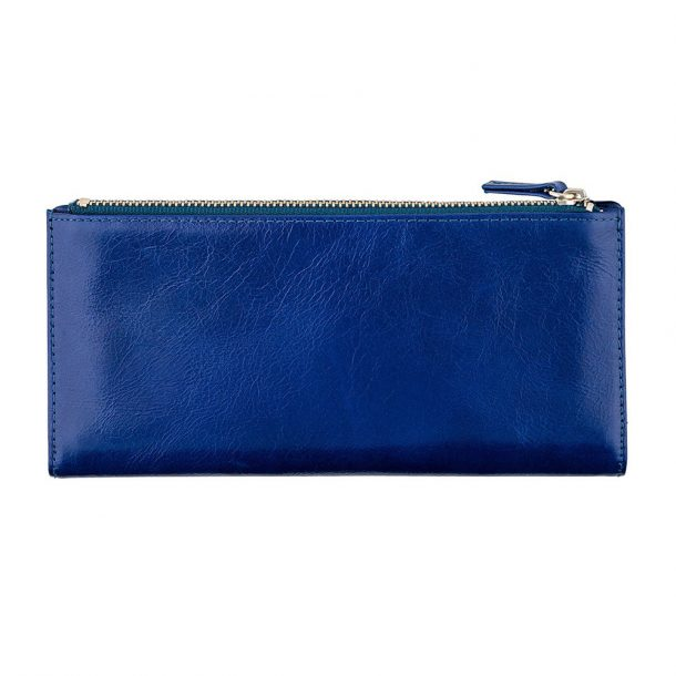 STATUS ANXIETY Status Anxiety Royal Blue Dakota Wallet
