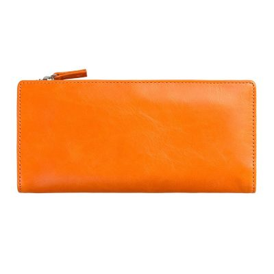 STATUS ANXIETY Burnt Orange Dakota Wallet