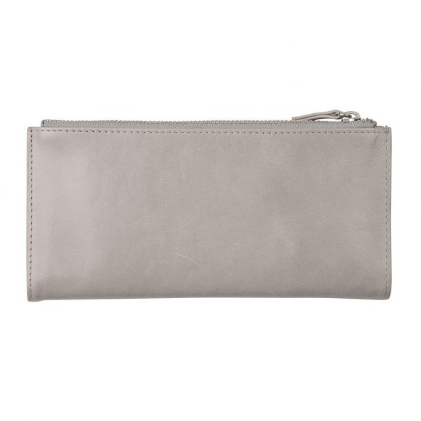 STATUS ANXIETY Status Anxiety Light Grey Dakota Wallet