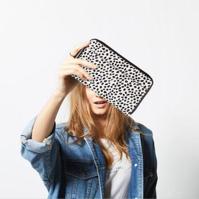 STATUS ANXIETY // Status Anxiety Snow Cheetah Delilah Wallet
