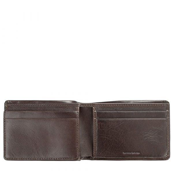 STATUS ANXIETY Chocolate Jonah Wallet