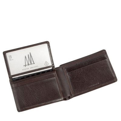STATUS ANXIETY // Chocolate Jonah Wallet