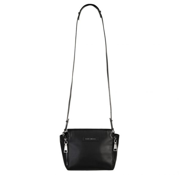 Black Leather Ascendants Bag
